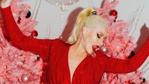 Christina Aguilera Didn't Let a Wardrobe Malfunction Get Her Down at Her Birthday Party