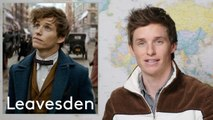 """Eddie Redmayne Breaks Down His Career by Location, from """"The Theory of Everything"""" to """"Fantastic Beasts"""""""