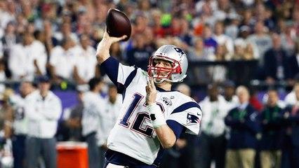 Super Bowl XLIX: Tom Brady highlights
