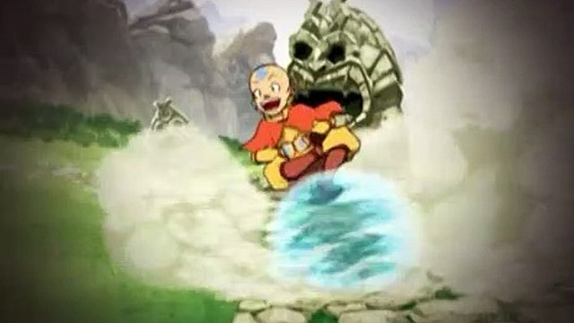Avatar The Last Airbender S03E13 The Firebending Masters