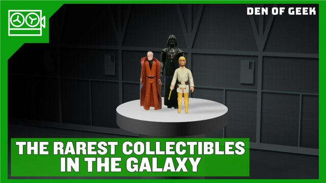 Star Wars - The Rarest, Most Expensive, and Coveted Star Wars Collectibles in the Galaxy! (Sponsored)