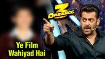 Dabangg 3 Review | Salman Khan's Film SLAMMED By This Khan