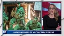 Military Abandoning Trump