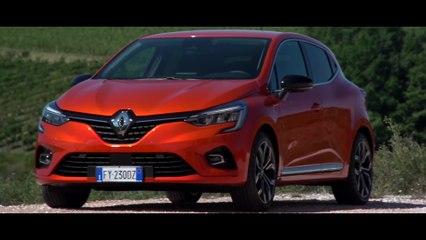 Nuova Renault CLIO - Presentazione del design