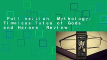 Full version  Mythology: Timeless Tales of Gods and Heroes  Review