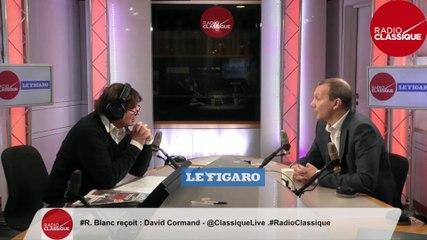 David Cormand - Radio Classique vendredi 20 décembre 2019