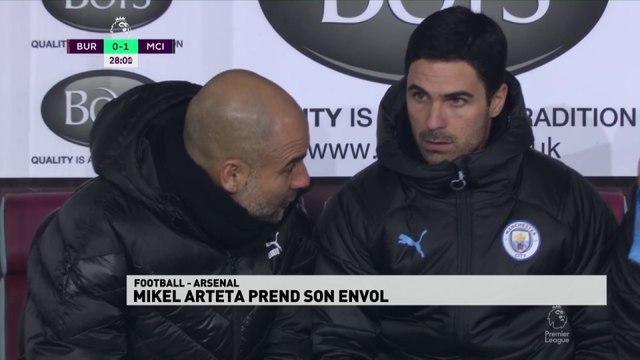 Mikel Arteta prend son envol à Arsenal