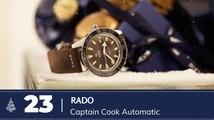 #23 Rado Captain Cook Automatic