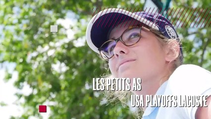 Teaser USA Playoffs Lacoste - Presented by AQR, 2019