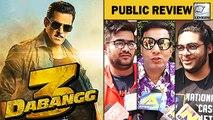 Dabangg 3 PUBLIC REVIEW | Salman Khan | Sonakshi Sinha
