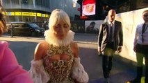 Lady Gaga hasn't taken a shower in forever