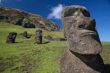 Revelan verdadero significado de los moáis de Isla de Pascua