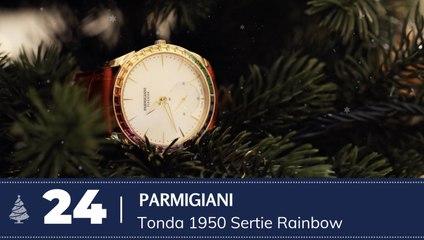 #24 Parmigiani Tonda 1950 Sertie Rainbow