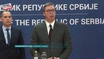Vuçiç: Shengeni, të na bashkohen edhe vendet e tjera - News, Lajme - Vizion Plus