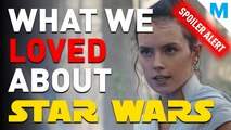 What we loved about Star Wars: The Rise of Skywalker