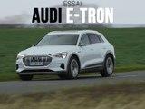 Essai Audi e-tron 55 Electrique 408 Avus Extended 2019