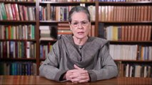 People have right to raise voice in democracy: Sonia Gandhi