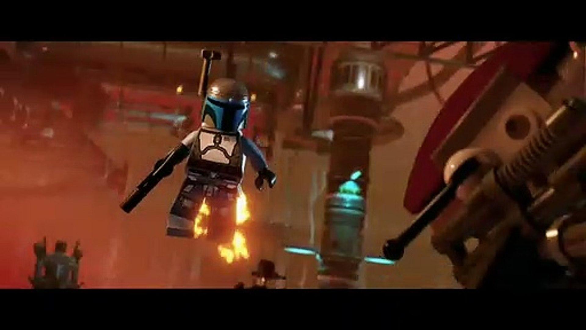 Lego Star Wars The Skywalker Saga Sizzle Video Dailymotion