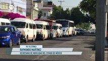Con aumento a pasaje en Edomex se invertirá en renovación de transporte: Semovi