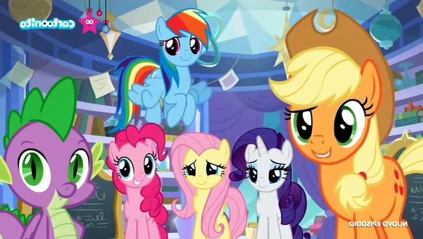 My Little Pony L'amicizia è magica [Stagione 9] [Episodio 25] La fine della fine (Parte 2 di 2)  [COMPLETO]