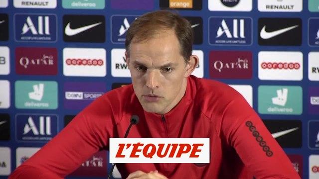 Tuchel (PSG) aimerait six changements par match - Foot - L1 - PSG