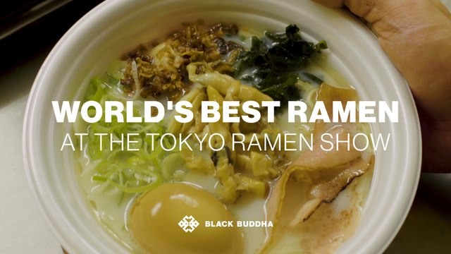 Where to Find the World's Best Ramen