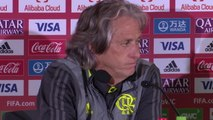Flamengo coach sees similarities with Liverpool