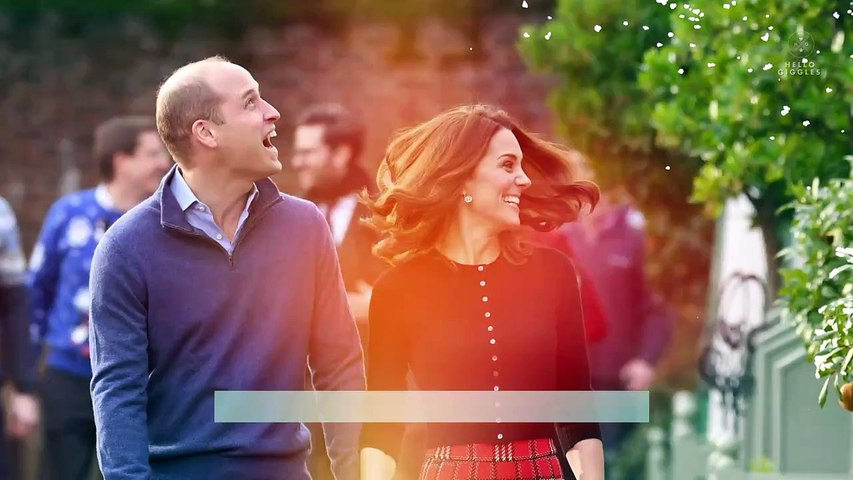 Kate Middleton and Prince William's family Christmas card is here, and OMG the kids got so big