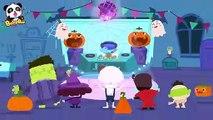 Bruja de Halloween | Canciones Infantiles de Halloween | Halloween Canciones | BabyBus Español
