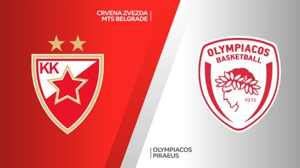 EuroLeague 2019-20 Highlights Regular Season Round 15 video: Zvezda 88-81 Olympiacos