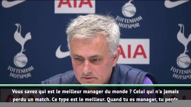 """Mourinho : """"Lampard se débrouille bien"""""""