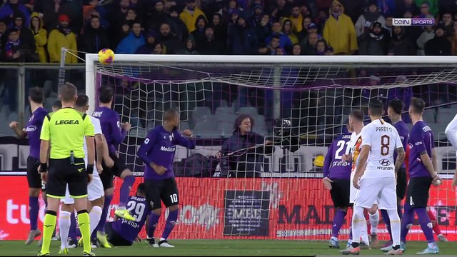Serie A : L'AS Roma termine l'année en beauté