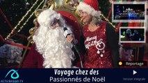 Reportage Les passionnés de Noël