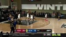 Juan Toscano-Anderson Posts 12 points & 14 rebounds vs. Raptors 905