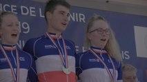 2019 : Championnat de France contre-la-montre mixte