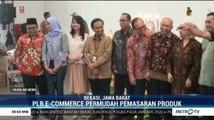 Indonesia Ekspor Perdana Produk UMKM ke Tiongkok