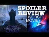 Star Wars The Rise Of Skywalker Episode 9 WAS A GOOD MOVIE  OR TRASH ? Spoiler REVIEW