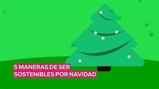 Cómo pasar unas Navidades más sostenibles