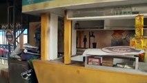 New movie sutting setup//railway station setup//movies sutting setup.