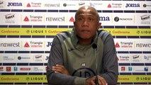 """""""Les joueurs n'ont pas abdiqué"""", Antoine Kombouaré avant Nice/TFC"""