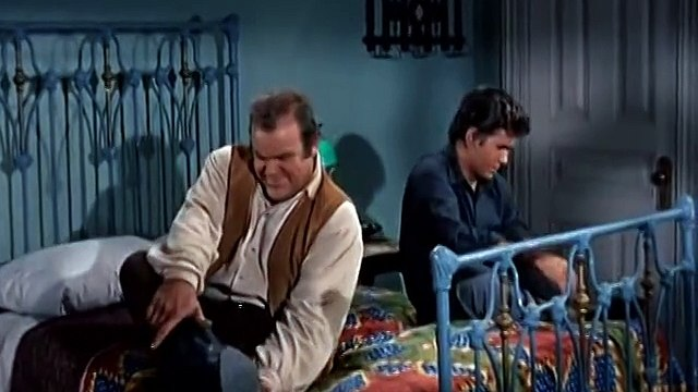 "Classic TV Westerns- Bonanza - ""The Gunmen"" (1960)"
