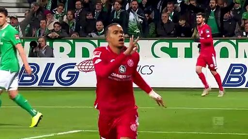 Bundesliga'da 16. Haftanın Oyuncusu | Robin Quaison (2019/20)