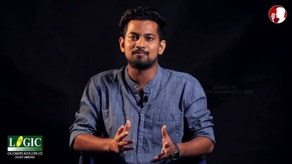Stories by Joseph Annamkutty Jose | മുറിവിലൂടെ വന്ന പ്രകാശം | Story-1 | Logic school of Management