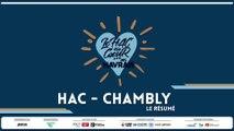HAC - Chambly (1-1) : le résumé du match