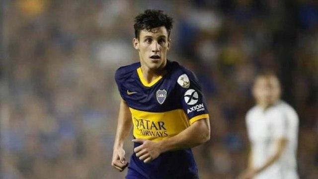 Les skills de Nicolás Capaldo avec la réserve de Boca Juniors