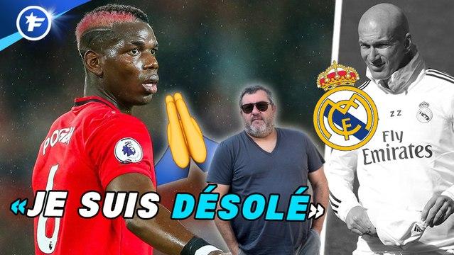 L'agent de Paul Pogba s'excuse pour son transfert raté au Real Madrid, la presse catalane répond aux accusations de la presse madrilène sur l'arbitrage