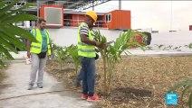 Emmanuel Macron en Côte d'Ivoire : un nouveau centre sportif à Abidjan