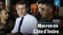 Emmanuel Macron : « Barkhane est une mission essentielle pour la France »