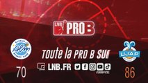 PRO B : Evreux vs Quimper (J11)