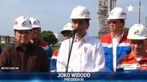 Jokowi Minta Kilang TPPI Selesai dalam 3 Tahun